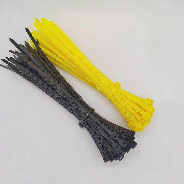Cable Ties Nylon 66 Newest Design Top Quality Rubber Cable Tie Nylon 66