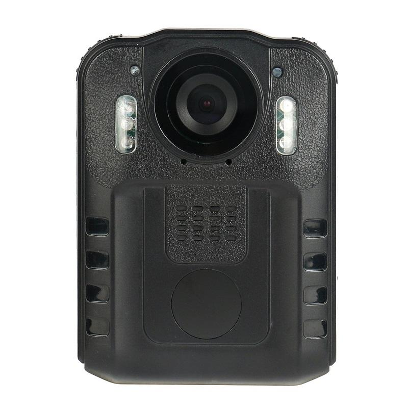 Night vision 8-10meters can see human face HD 1080P High Resolution police officer body camera with Single Docking Station