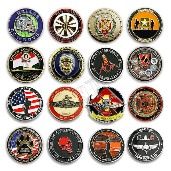 custom cheap US military challenge coin metal antique coin
