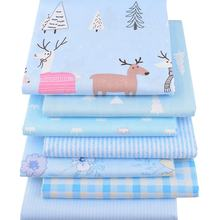 Factory Hot Sale Cartoon Series Twill Cotton Fabric For DIY Shrit Cloth Quilting Material