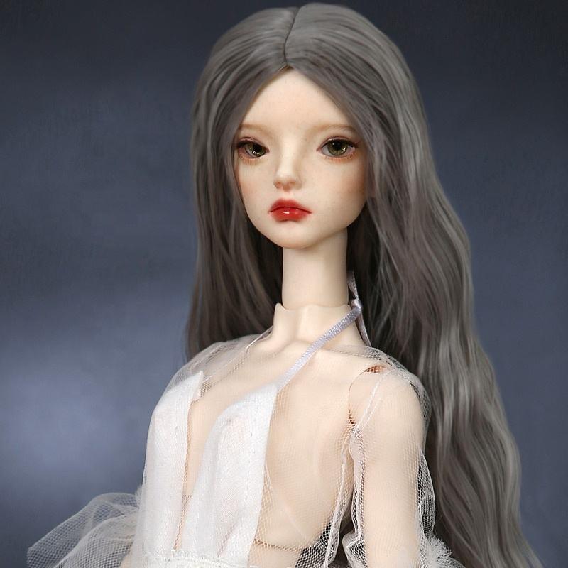 2019 新高品質 1/4 シビル BJD 人形 44 センチメートル女の子スレンダーボディ目リボーン Bjd 人形