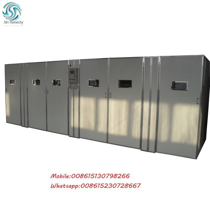 Professional Manufactured Automatic Poultry Eggs Incubator