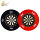 Dartboard Surround [ Eva Dart ] Eva Dartboard Surround High Quality EVA 4 Pieces Dart Surround For Dartboard Wall Protection