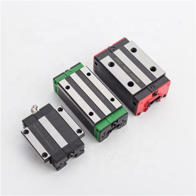 Good Reputation HGH linear guide slide bearing for optical instrument guide rails linear