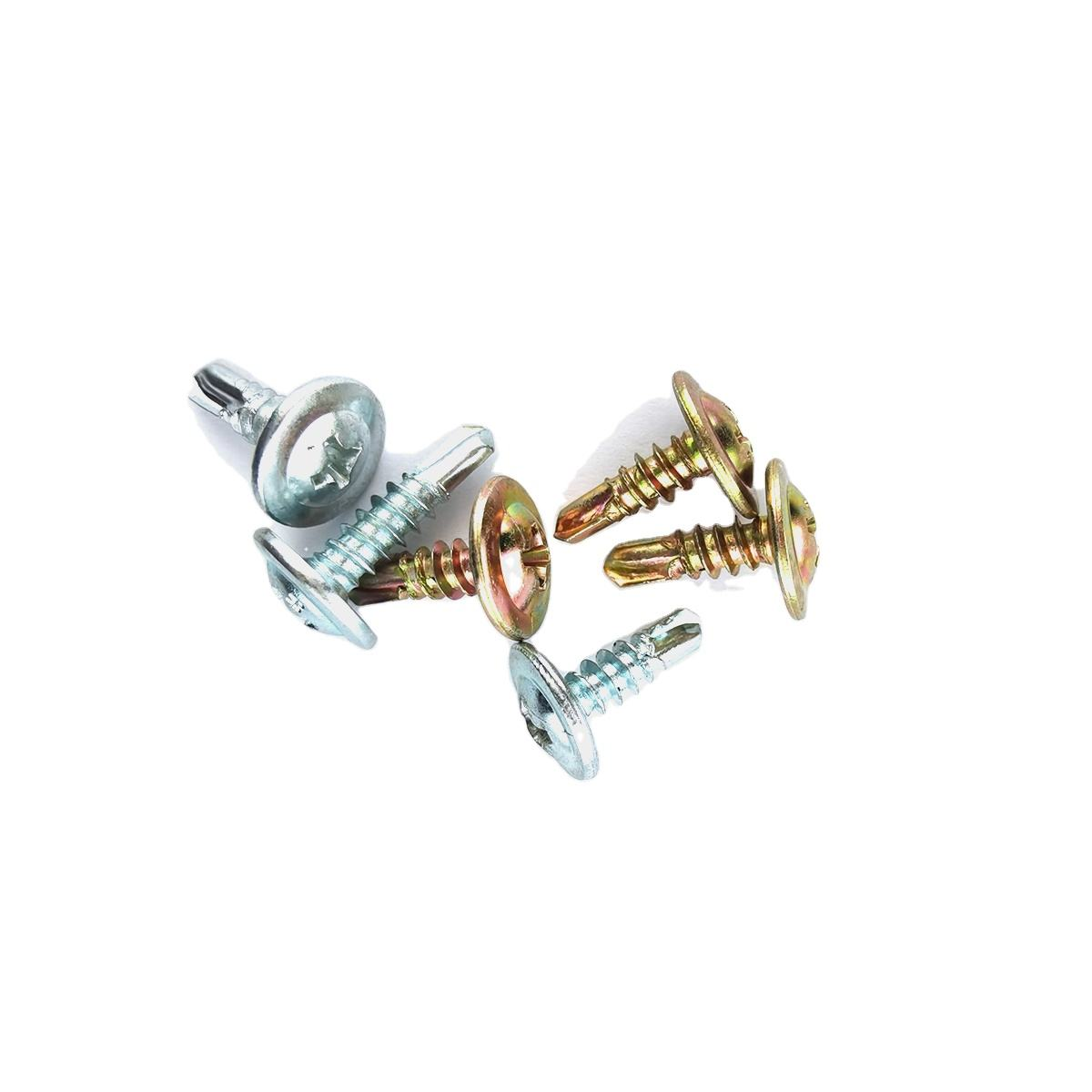 Tianjin China Manufacturer Price Hot Sale Truss Head Self-drilling Screws for decoration