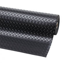 Commercial Anti-Slip Rubber Mat Diamond / Willow Rubber Mats