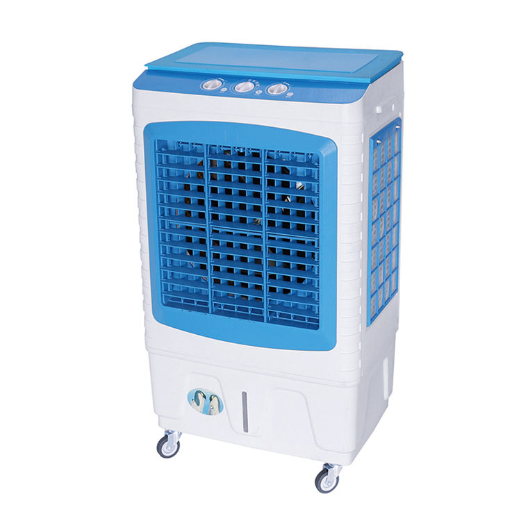 Great Promotion Low Weight 70L Water Tank Mini Evaporative Air Conditioner Air Cooler Fan