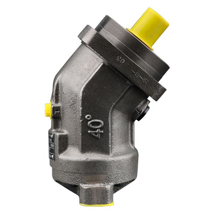 Hydraulic Motor Pump Rexroth Bent Axis Hydraulic Motor A2FM 80/61W-VAB-020 3000 Rpm Axial Piston Fixed Hydraulic Pump/motor