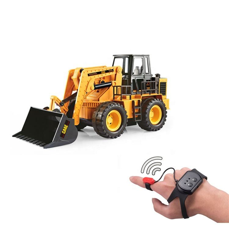 New products kids play remote control engineering vehicle toy