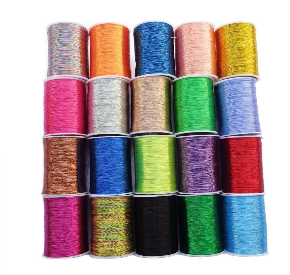 Wholesale Colorful 100% Spun Polyester Sewing Thread 40/2 in Assorted Colors for Embroidery
