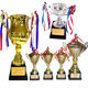 Cup And Medals China Trophys And Medals Cups Cheap Custom Prize Trophies Cup And Medals China Sports
