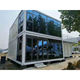 For Villa New Arrival Wall Framing Automotive Prefab House Shipping Container Apartment