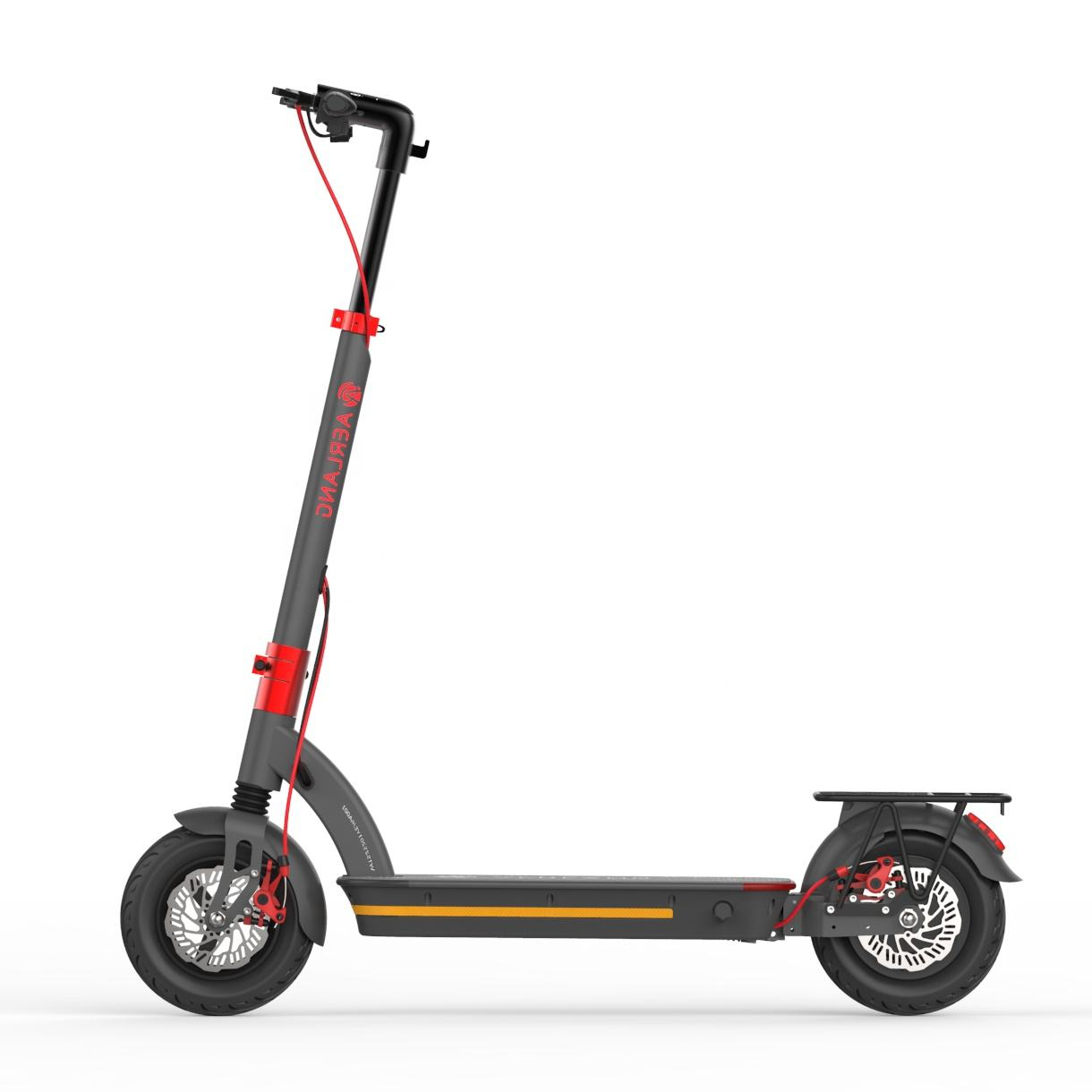 Aerlang H6-A 10 inch foldable electric scooter for adults