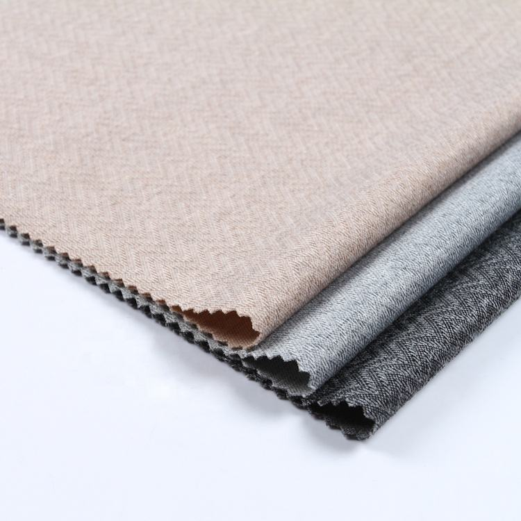 2019 Hot selling super soft custom knitted jacquard brocade polyester nylon fabric