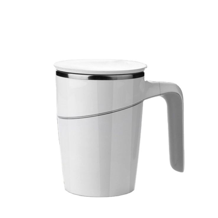 470ml Stainless Steel Travel Mug Magic Suction Mug Balance Not Pour Travel Coffee Cup BPA Free