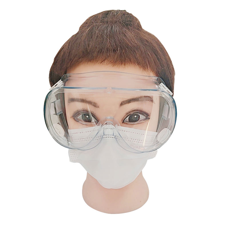 Wholesale Goggles Protective Anti Fog Blocc Goggle Medical