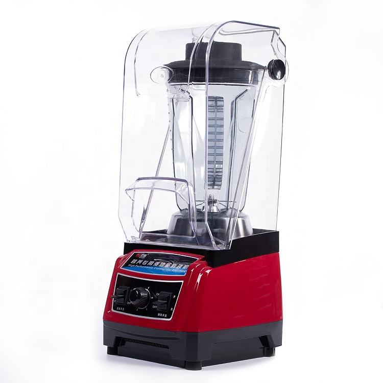 Professional high performance commercial smoothie mixer sayona fruit blender electric machine
