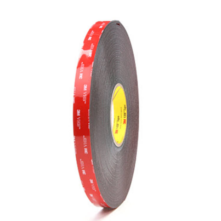 Anti-plasticizer 3M VHB Red Excellent Bonding Foam Tape