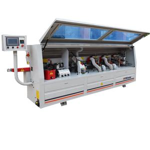 MF360A solid wood furniture plywood edging machine pvc edge banding machine
