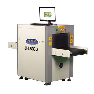 5030 x ray baggage scanner hand bag screening machine