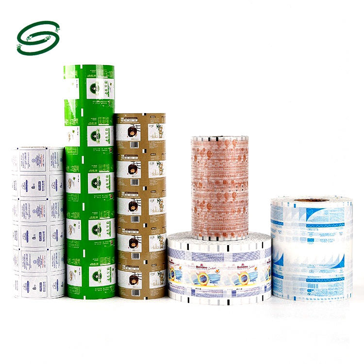 Customized wholesale high quality wet tissues baby wipes packaging plastic film