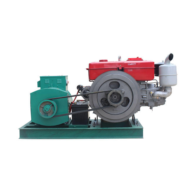 18.8KVA 15KW Cheap Silent Diesel Generator For high quality engine