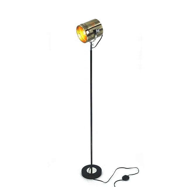 Projector Metal Floor Lamp Industria Lamp Stehleuchte Feux de terre