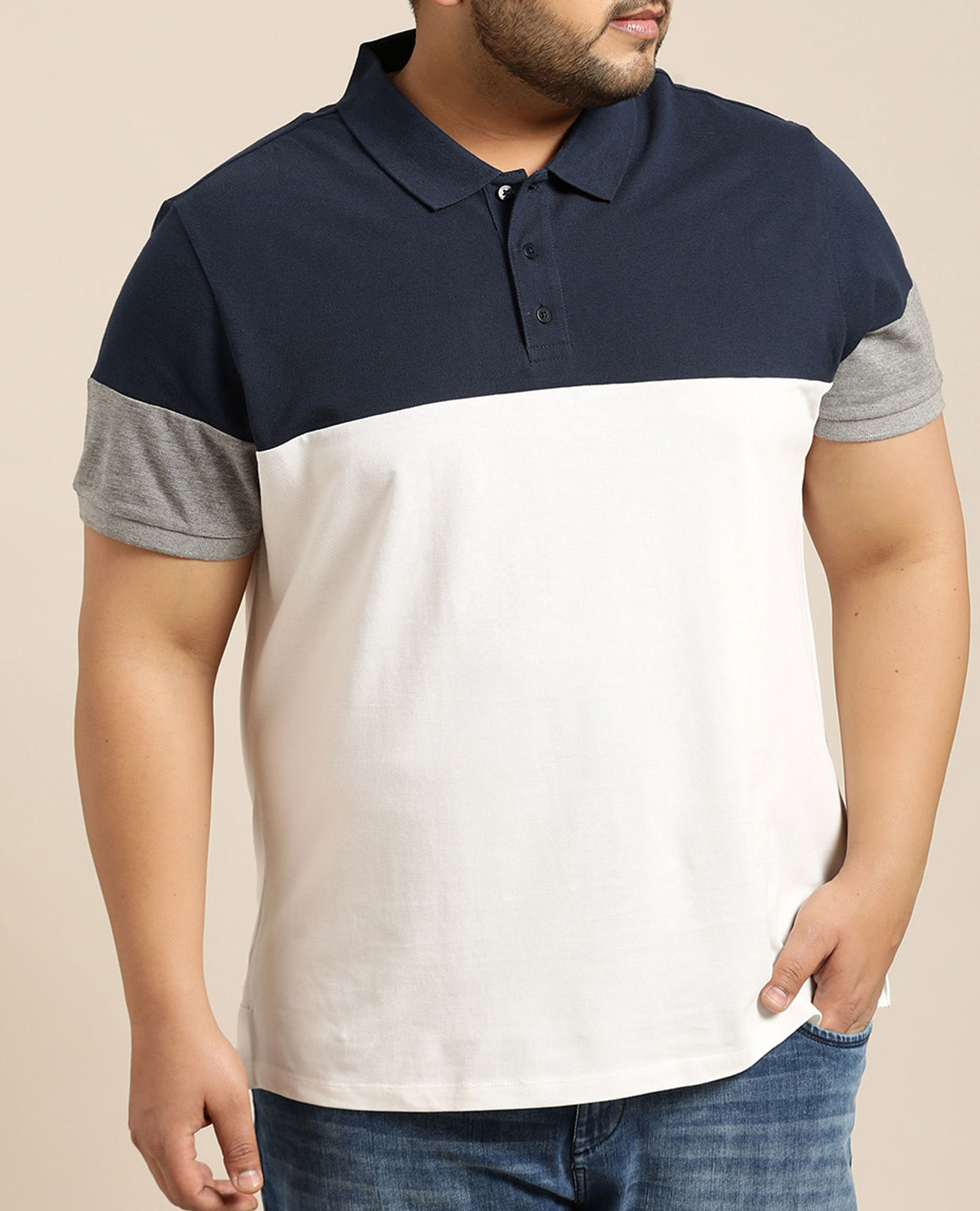 Wholesale new design polyester spandex polo t shirt for men