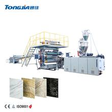 Tongjia JG-MSC PVC artificial marble panel production line
