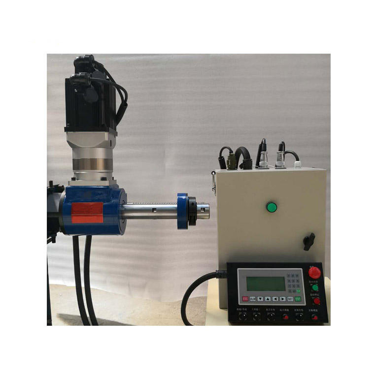 High quality portable boring machine / electric line boring and welding machine
