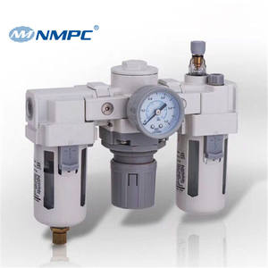 Low Price SMC New Type Pneumatic FRL Unit AC4000-04 Compressed Air Filter Regulator Lubricator Air Source Treatment Units