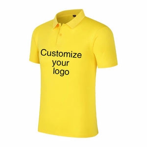Hot-selling lapel quick-dry T-shirts in the summer men's custom t-shirts manufacturers wholesale cheap polo shirts