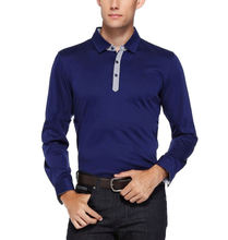 uniform mens bulk high quality blue plain cheap pk polo t-shirt