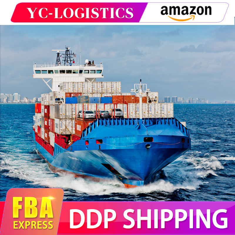 Amazon Fba Shipping Freight Forwarding Sea Freight Agent