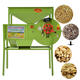 Mini 1.2 Ton Per Hour Cleaning Peeler Peeling Cocoa Bean Cacao Low Price Winnower / Winnowing Machine For Rice / millet / cocoa