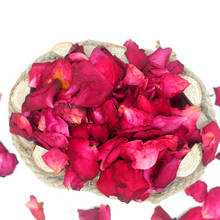 Cheap dried rose petals in natural bath foot bath dried organic red rose petals flowers