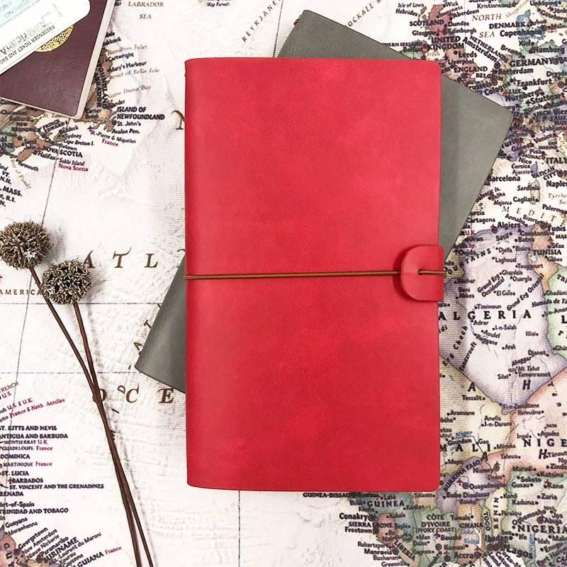 кожа ноутбук журнал путешествий