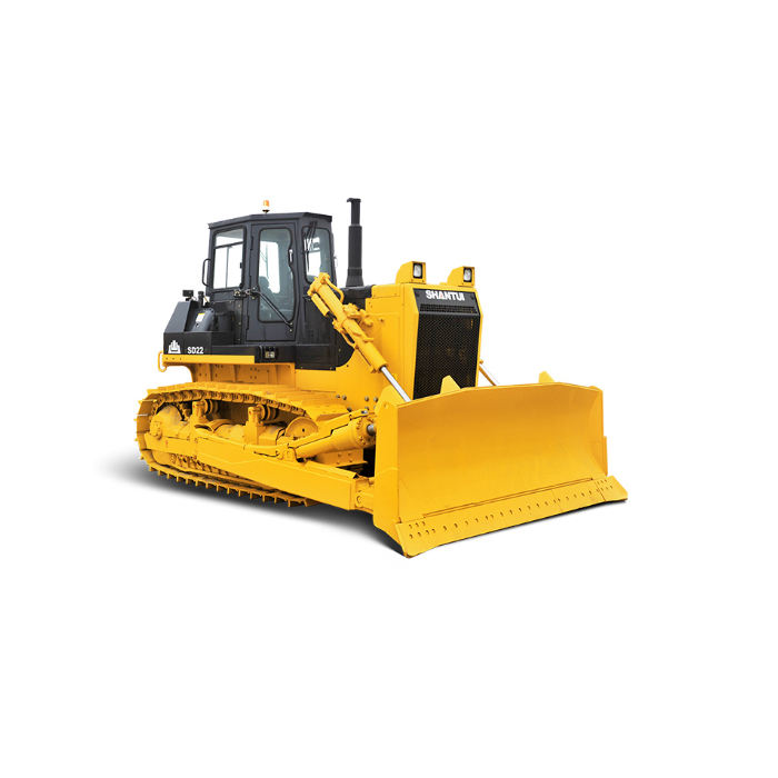 Earthmoving machinery SHANTUI SD22 standard crawler bulldozer factory price for sale