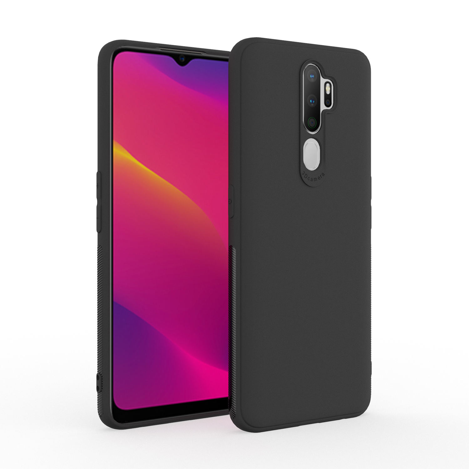 Groothandel Prijs <span class=keywords><strong>Mobiele</strong></span> <span class=keywords><strong>Telefoon</strong></span> Cover Luxe Flexibele Matted Tpu Voor Oppo A7 A8 A37 A91 A9 2020 Terug Beschermhoes