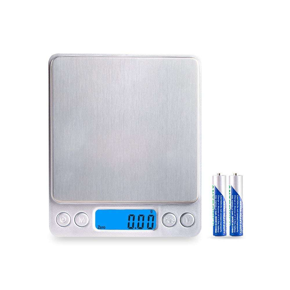 Kitchen Digital Scale USB Kitchen Scale usb Balance Scale 5kg/10kg with Batteries Included AAAX2