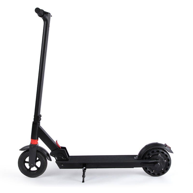 Newest Commuter 11Inch Electric Scooter Motorcycle With Pedals Factory From China