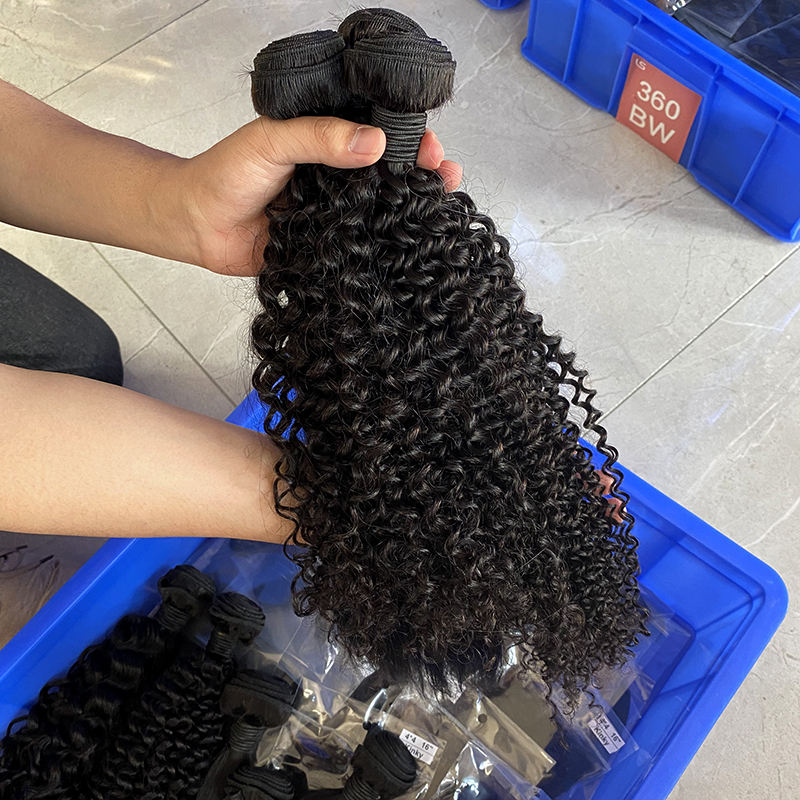 Unprocessed Mongolian Kinky Curly Hair, Raw Burmese Kinky Curly Virgin Hair, Kinky Curly Human Hair Lace Wig In Zambia