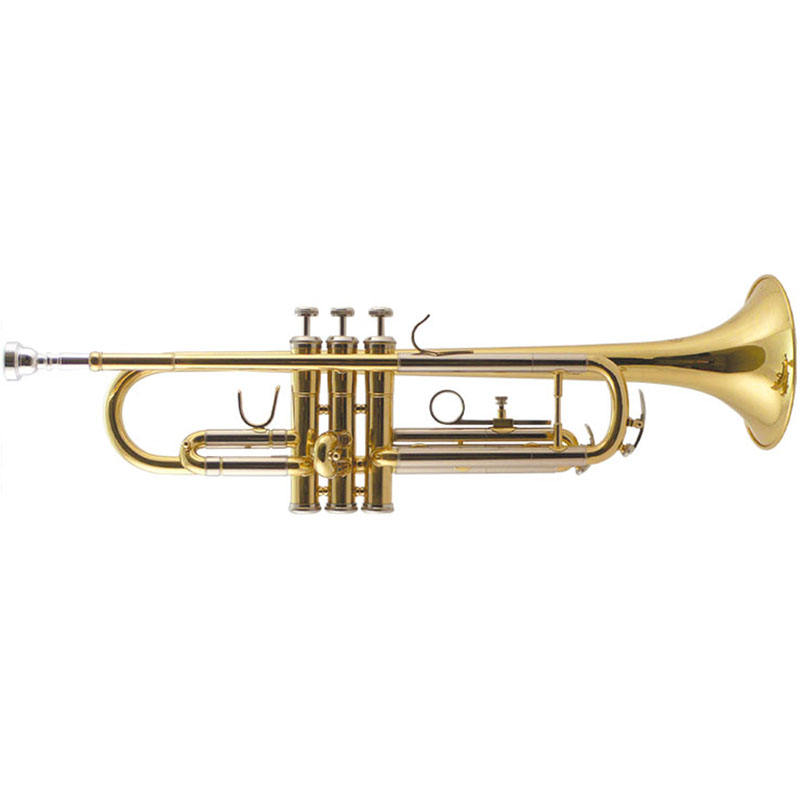 M5210MD Fabriek messing muziekinstrument Professionele Bb goedkope <span class=keywords><strong>trompet</strong></span>