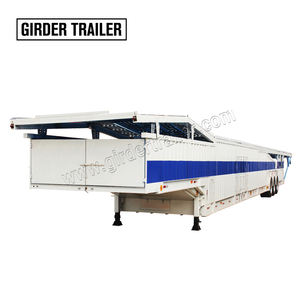Small car hauler SUV carrying cage LED light van enclosed car mobile box transport trailer with rims
