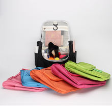 Toiletry Bag  with Hanging Hook - Wash Bag - Many Pockets - Travel Set, Travel Toiletry Kit Cosmetics Makeup Organizer bag