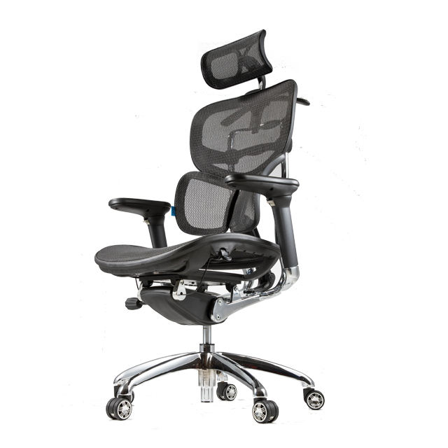 custom boss mesh executive chair zero gravity computer chair with adjustable legs and footrest