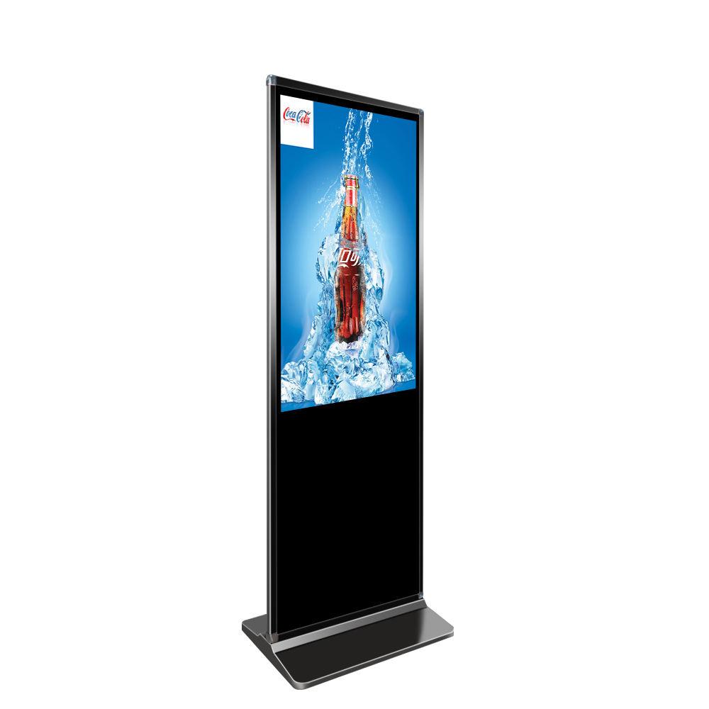 Fornitore della cina di buona prezzo di 43 pollici 55 inch coperta stand-alone <span class=keywords><strong>LCD</strong></span> pubblicità display touchscreen macchina