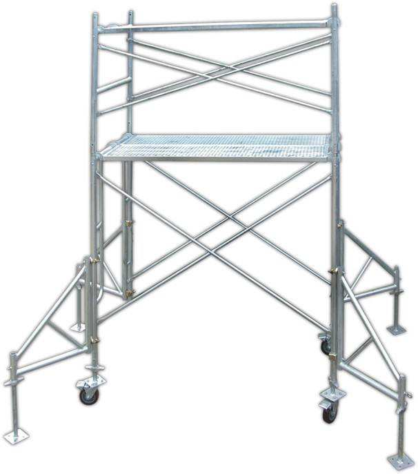 SS Portable Craigslist Used Walk Through Scaffolding Frames For Sale