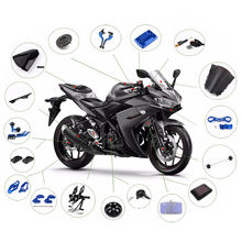 Motorbike Body Parts Wholesale Racing Motorcycle CNC Part for Yamaha Dirt Bikes R3 R25