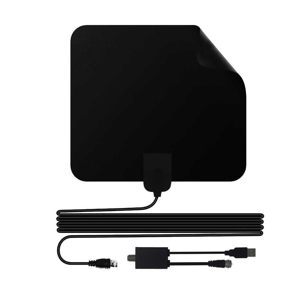 HDTV Digital TV ISDB ATSC DVBT Outdoor Indoor Antenna Ultra Thin